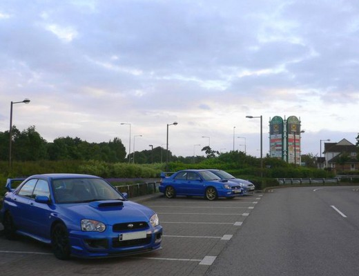 Milton Keynes JDM Meet