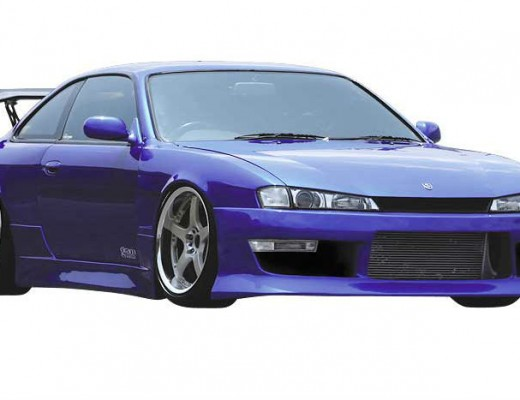 s14 240sx body kit guide