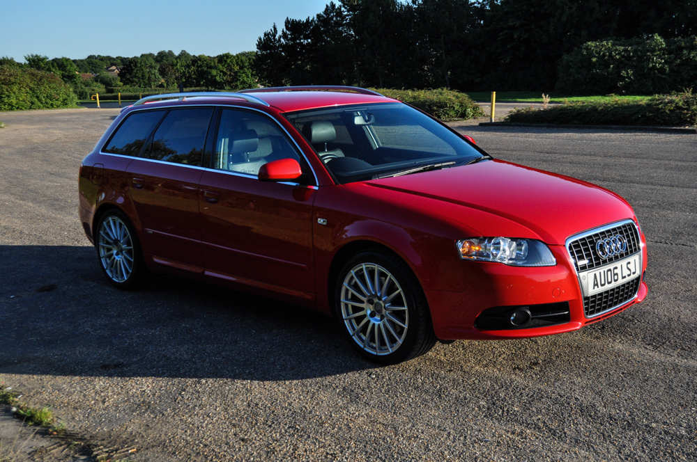 For Sale 06 Audi A4 Avant S Line Special Edition B7 Audi