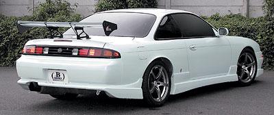 Border Racing kouki body kit