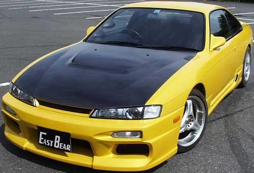 East Bear Nissan Silvia