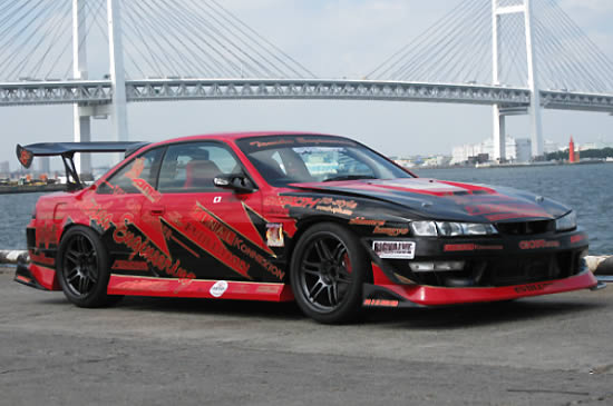 Final Konnexion S14 body kit