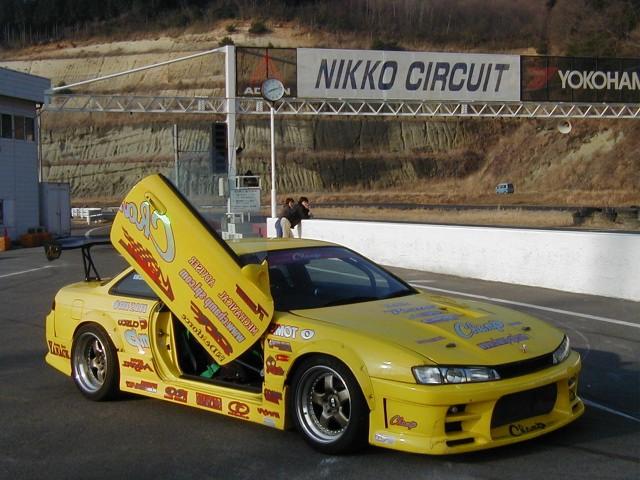 Champ SPL Nissan Silvia
