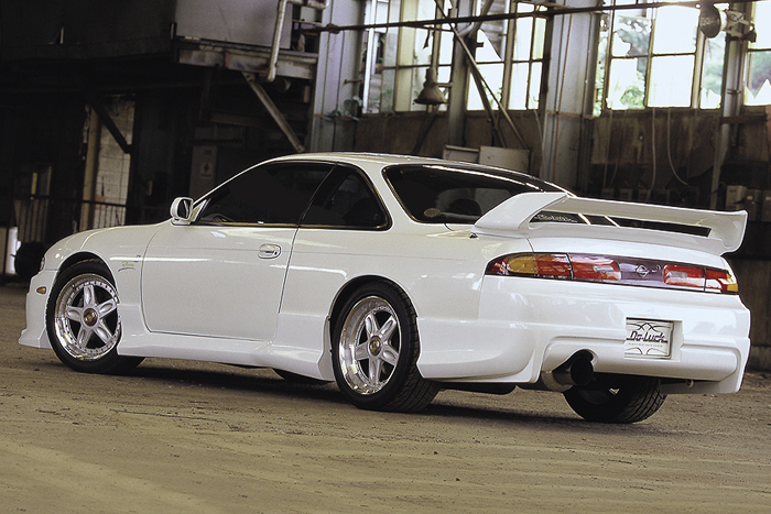 Do-Luck Nissan Silvia