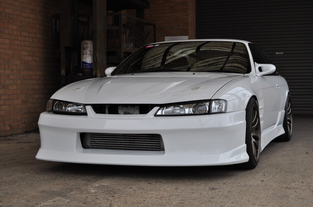 S14 Body Kits - Zenki & Kouki - 240SX, 200SX and Silvia