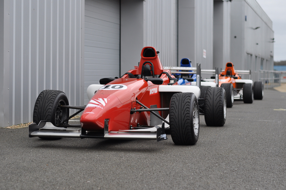 Formula Silverstone Driving Experience