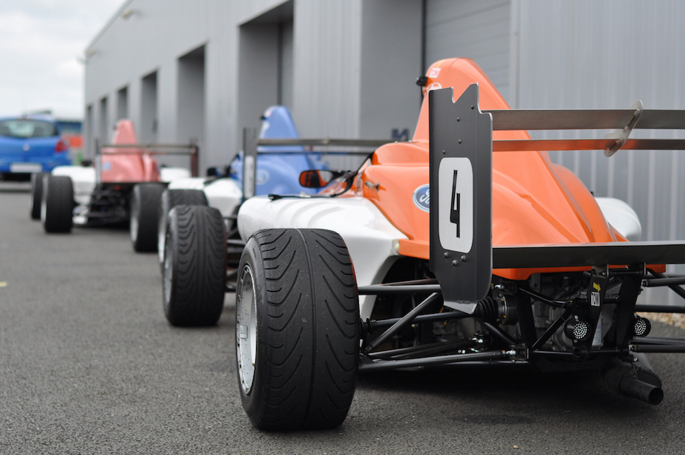 silverstone single seaters