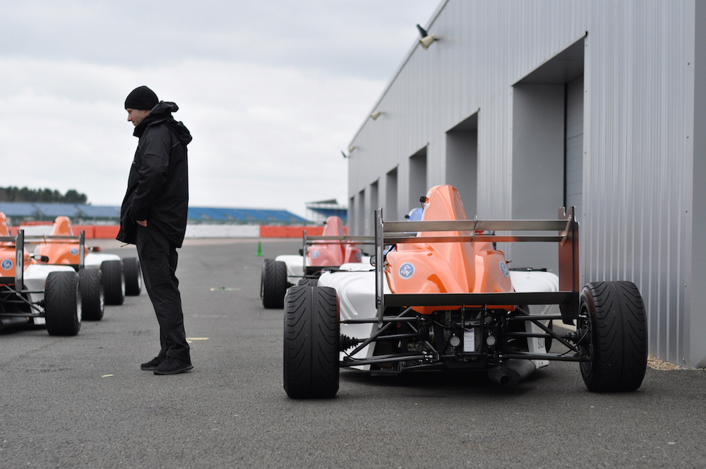 Silverstone Single Seater Review