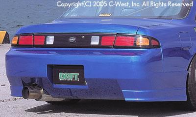 C-West DRFT 240SX