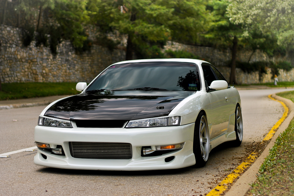 C-West 240SX body kit