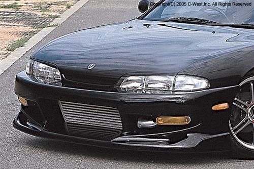 C-West S14 Zenki front bumper