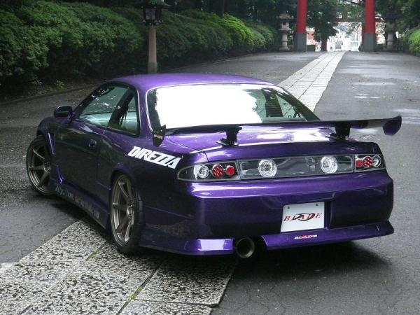 blade Nissan Silvia Zenki