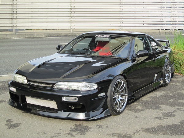 Car Modify Wonder - Glare S14 Zenki body kit