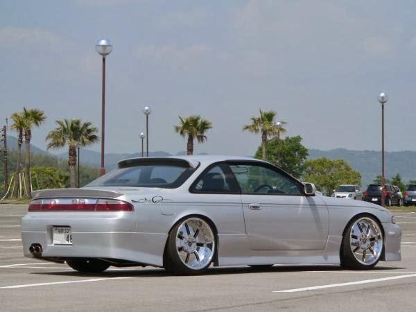 Dear Motorsports Nissan Silvia Zenki S14